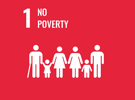 Cotonea Erreichung der Sustainable Development Goals der UN Nummer 1 No Poverty Vorschau