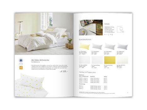 Nachhaltige Bio Bettwäsche Textilien Von Cotonea