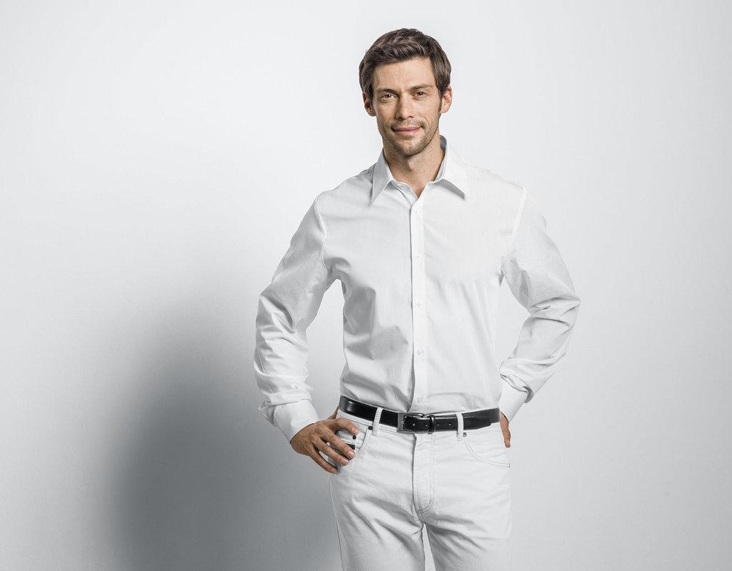 bio business hemd extra langer arm new kent kragen cotonea. Black Bedroom Furniture Sets. Home Design Ideas