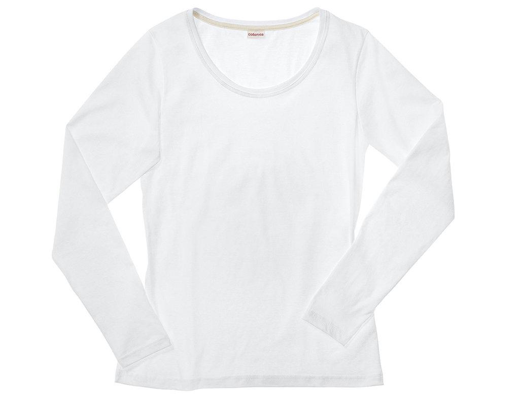 0eaddf9d2042 Langarmshirt für Damen aus reiner Bio-Baumwolle   Cotonea